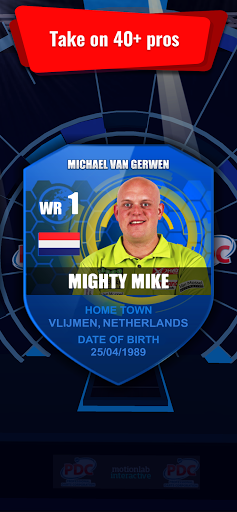 PDC Darts Match - The Official PDC Darts Game 6.11.2537 screenshots 8