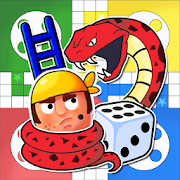 Ludo with Snakes and Ladders Board Game Free