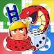 蛇と梯子のルドーボードゲーム無料 - Androidアプリ
