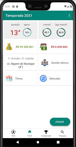 FutGol - Gerencie um Time de Futebol  screenshots 7