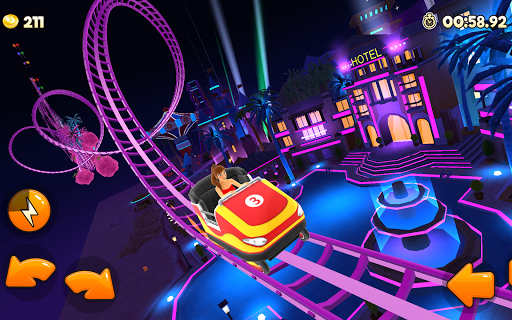 Thrill Rush Theme Park 4.4.52 screenshots 7