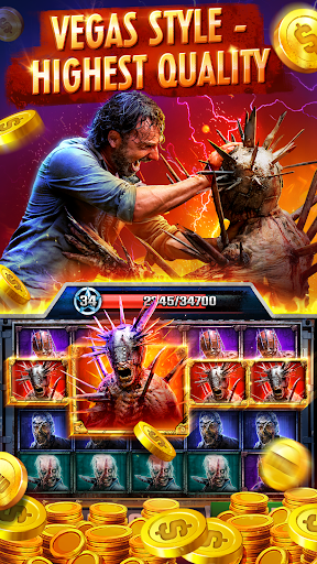 The Walking Dead: Free Casino Slots 218 screenshots 1