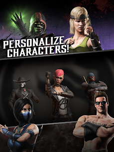 Mortal Kombat Mod APK [Unlimited Souls, Coins]   Prince APK 10