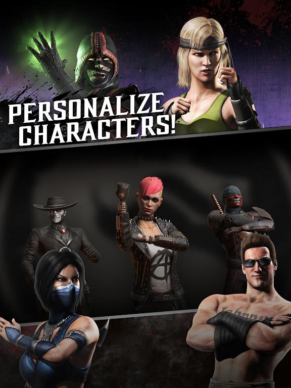 MORTAL KOMBAT: The Ultimate Fighting Game!  poster 7