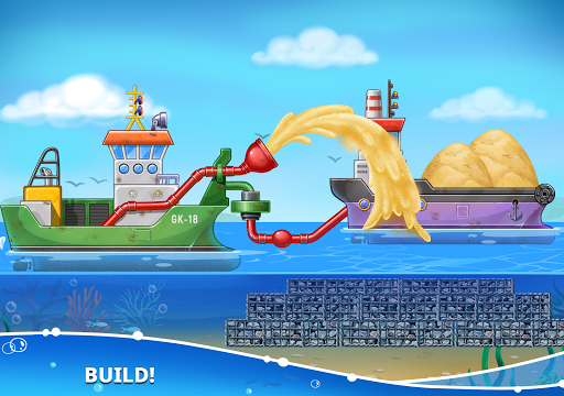 Game Island. Kids Games for Boys. Build House 2.3.1 screenshots 11