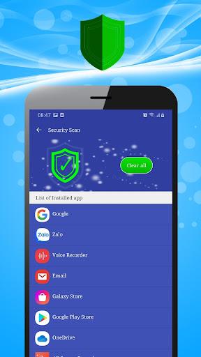 WiFi, 5G, 4G, 3G Speed Test -Speed Check - Cleaner Apkfinish screenshots 4