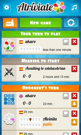Atriviate (Online Trivia) 6.3 screenshots 1