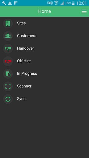 smart handover screenshot 1