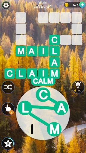 Word Mind: Crossword puzzle  screenshots 4