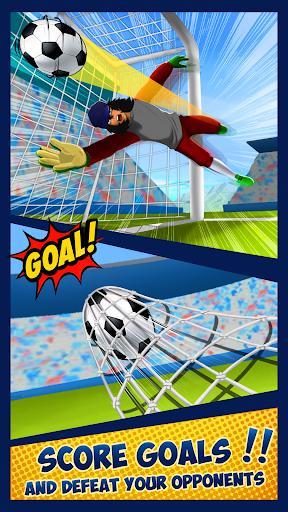 Soccer Striker Anime - RPG Champions Heroes 1.3.4 Screenshots 9