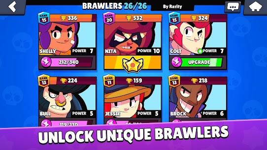 Brawl Stars v34.151 MOD APK (Unlimited Money) 4