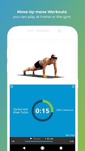Workout Trainer: home fitness coach (FULL) 8.3 Apk 1