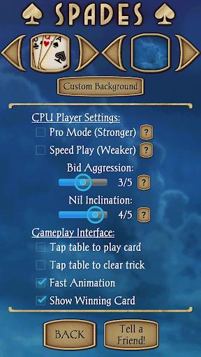 Spades Free  screenshots 3