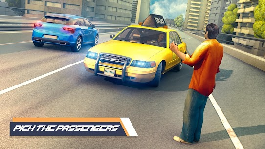 US Taxi Driving 2020 : New York City Driving – Download Mod Apk 1