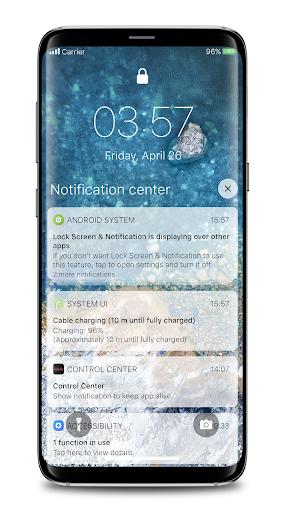 Lock Screen & Notification iOS13 0.2.3 Screenshots 4