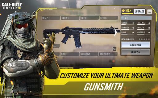 Télécharger Gratuit Call of Duty®: Mobile - Garena APK MOD (Astuce) screenshots 6