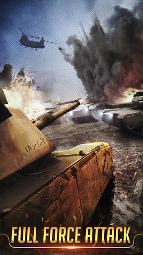 Nida Harb 3: Alliance Empire   MMO Nuclear War  screenshots 2