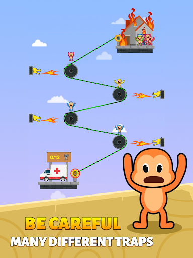 Monkey Rescue Puzzle 1.0.2 screenshots 11