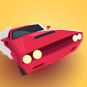 Smash racing: drive from cops, make an epic crash!