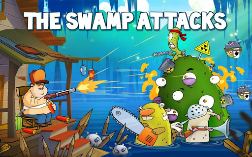 Swamp Attack 4.0.6.94 screenshots 6