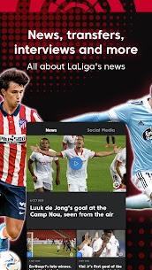 La Liga Official App – Live Soccer Scores & Stats 3