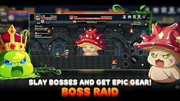 Roem - Pixel Dungeon Raid