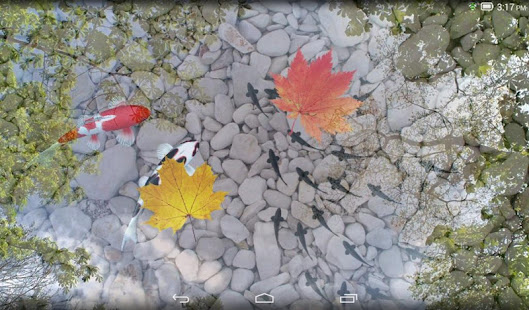 Water Garden Live Wallpaper 1.75 Screenshots 8
