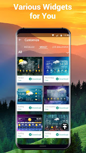 Real-time weather forecasts 16.6.0.6365_50185 Screenshots 6