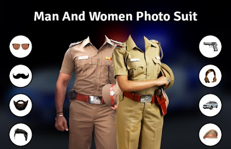 Police Photo Suit for Mens and Womens Photo Editor Apk app for Android 2