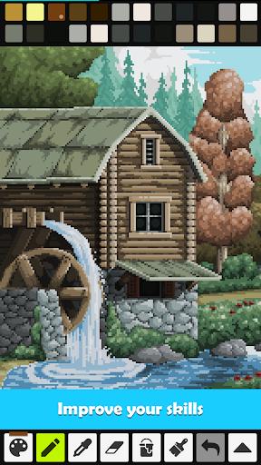Pixel Studio - Pixel art editor, GIF animation 3.32 Screenshots 6