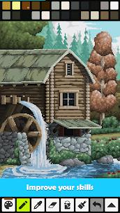 Pixel Studio MOD v3.45 (Pro unlocked) 6