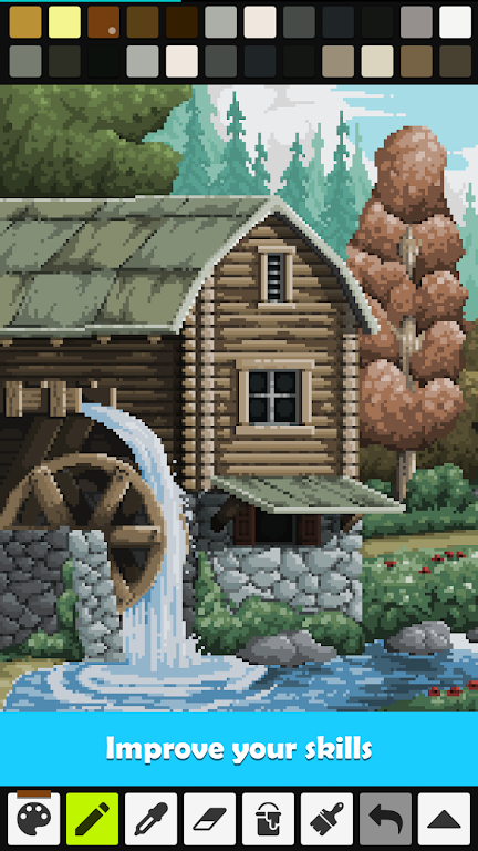 Pixel Studio - Pixel art editor, GIF animation  poster 5