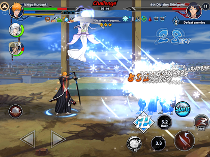 BLEACH:Soul Bankai Screenshot