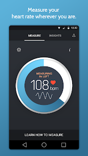 Instant Heart Rate+ Mod Apk: Heart Rate & Pulse Monitor (Premium Features Unlocked) 1
