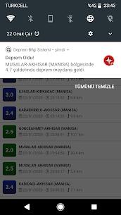 Deprem Bilgi Sistemi Apk İndir Download 5