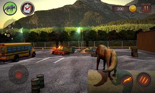 Wolf Dog Simulator 1.0.6 screenshots 5