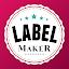Label Maker Custom Label Creator & Template Maker Pro 6.3