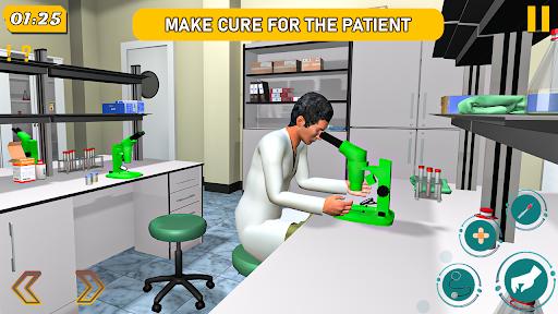 Virtual Family Hospital 3D :Surgery Simulator 2021  screenshots 4