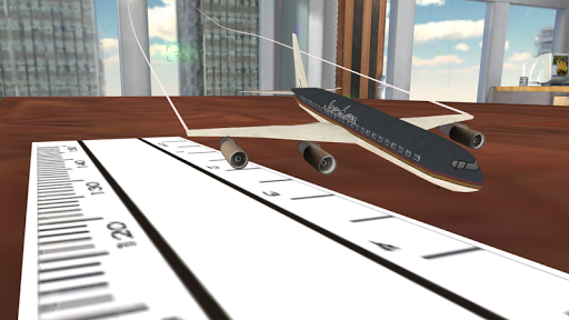 toy airplane flight simulator screenshot 3