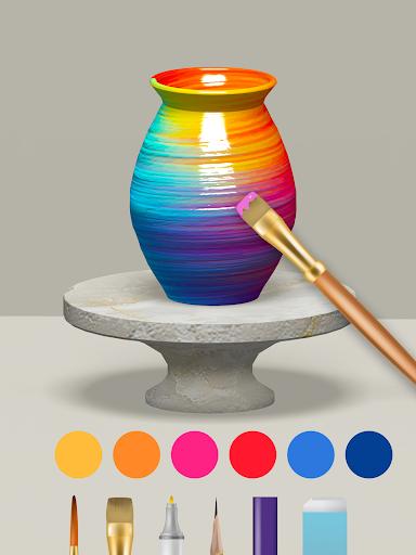 Pottery Masteru2013 Relaxing Ceramic Art 1.3.9 Screenshots 19