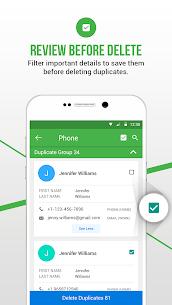 Duplicate Contacts Fixer and Remover MOD APK (Premium Unlock) 6