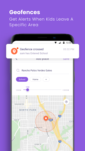 Parental Control App & Location Tracker - FamiSafe 4.5.4.165 Screenshots 7