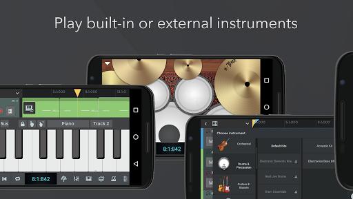 n-Track Studio DAW Beat Maker, Record Audio, Drums 9.3.6 Screenshots 4