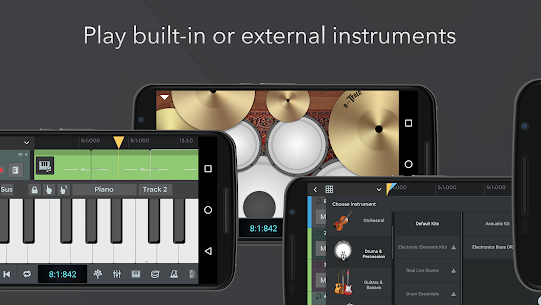 n-Track Studio Mod Apk DAW Beat Maker  9.3.6 (Full Unlocked) 4