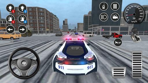 American i8 Police Car Game 3D 1.1 screenshots 9