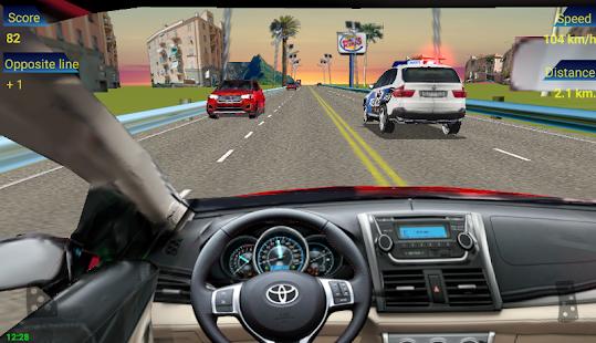 Traffic Racing in Car 1.0 Screenshots 10
