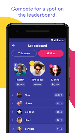 HQ Trivia  screenshots 4