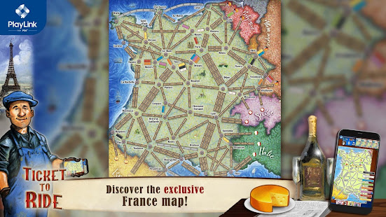 Ticket to Ride for PlayLink 2.7.2-6472-ceb1ea16 Screenshots 5
