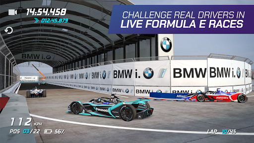 ghost racing: formula e screenshot 2