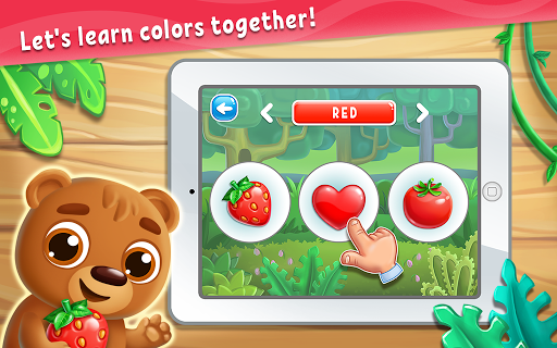 Colors for Kids, Toddlers, Babies - Learning Game 4.0.16 screenshots 1